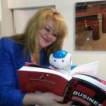 Cristina Andersson, yrittäjä, Robotics Finland